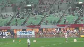 2012日本陸上男子5000m決勝(前半) Men's 5000m(1/2) 2012Japanese Olympic Trials