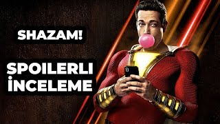 SHAZAM FİLM İNCELEMESİ (SPOILERLI) - SUPERMAN, BLACK ADAM?