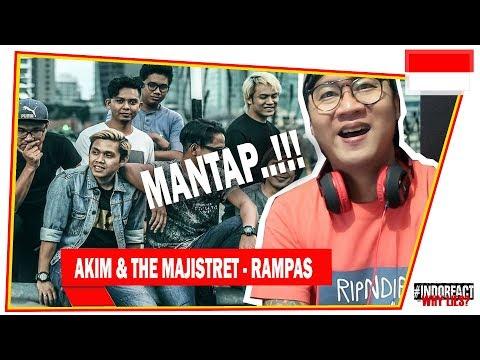 Akim & The Majistret - RAMPAS #INDOREACT