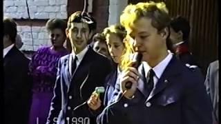 Открытие ФТЛ: линейка 1 сентября 1990 года