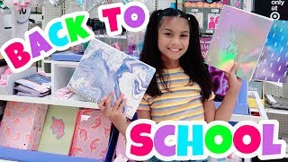 Back To School Shopping 2019! School Supplies Haul at Target