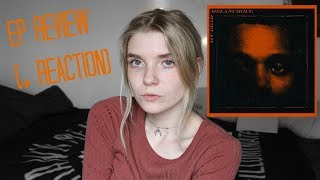 My Dear Melancholy, - EP REACTION & REVIEW | Olivia Rena