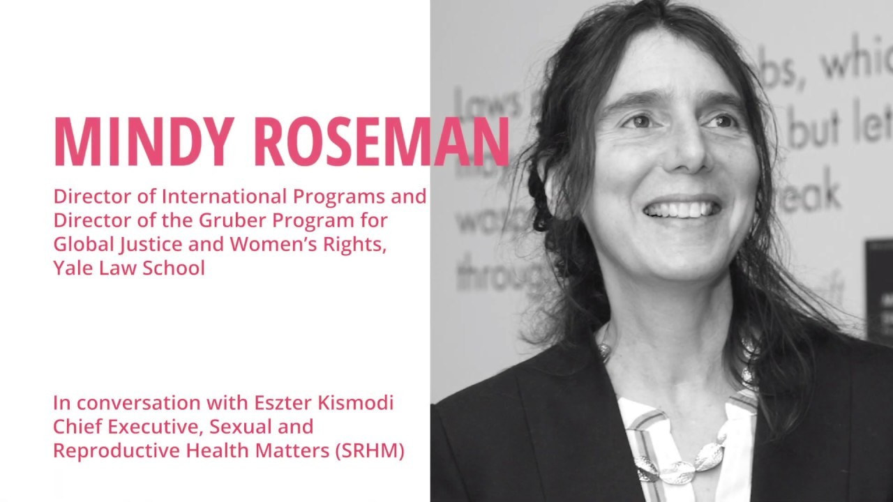 Voice of One's Own- Mindy Roseman in Conversation with Eszter Kismodi