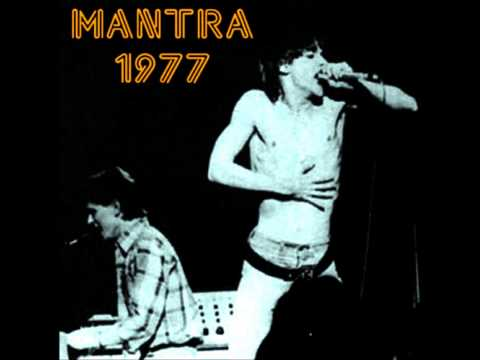Iggy Pop And David Bowie - Mantra '77  FULL BOOTLEG