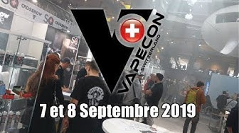 VAPECON Switzerland 2019