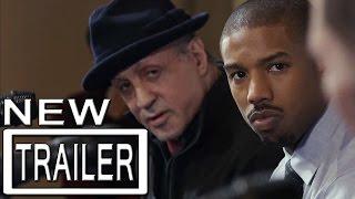Creed Trailer Official - Sylvester Stallone, Michael B. Jordan