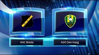 NAC Breda vs ADO Den Haag Predictions & Preview   Eredivisie 25/01/19