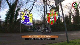 FC Ekeren - KFCE Zoersel