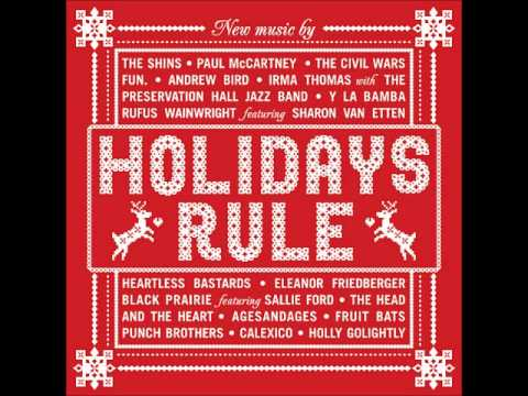 The Civil Wars I Heard The Bells On Christmas Day Youtube