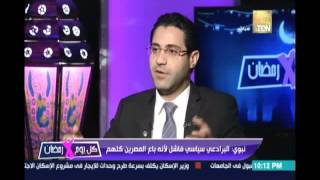 محمد نبوي :صباحي مرضيش يمضي إستمارة تمرد وقالنا مش همشي ورا عيال ولما يتقبض عليكم هناضل وراكوا