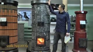 видео Печное искусство - как самому сложить печь для дома?
