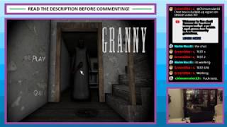 Livestream #53 - Granny (PC) - Part 1