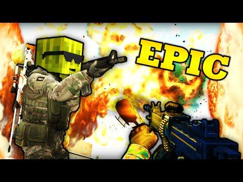EPIC CS:GO Adventure