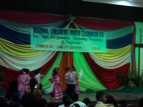 Bangui Day Care Children - Carinosa Dance