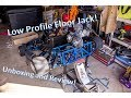 Harbor Freight 3 Ton Low Profile Floor Jack Unboxing And Review mp3