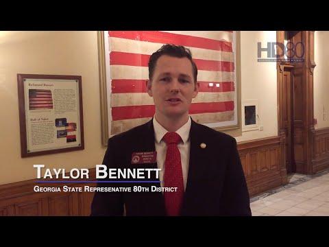 2016 Georgia General Assembly Legislative Update: Week 2