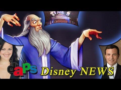 D23, Broadway, Bob Iger, Princess Half Marathon - DAPs Magic Disney News Update #013