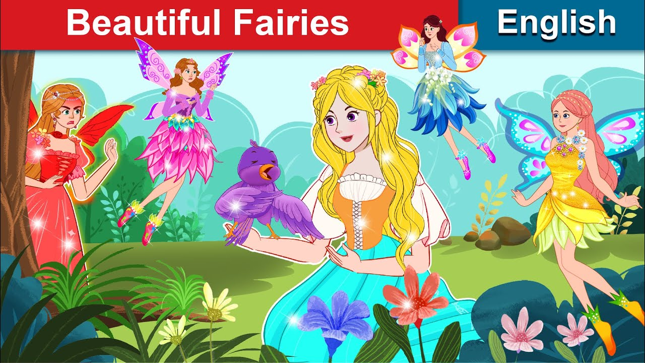 Best Stories About Beautiful Fairies 👸 Story in English | Stories For Teenagers | WOA Fairy Tales