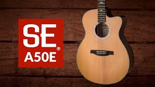 The SE A50E | PRS Guitars