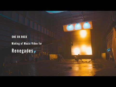 ONE OK ROCK - Making of Music Video for Renegades