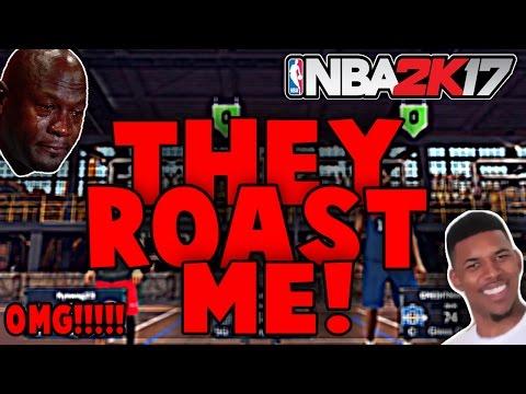 Jerome Armstrong & His Friends ROAST ME! • OMG! • THEY ROAST ME! • NBA 2K17