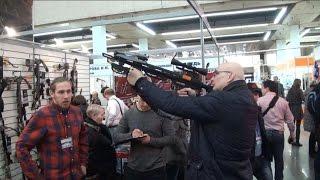 Выставка Охота и Рыболовство на Руси 2016 - ВДНХ 24-28 февраля.
