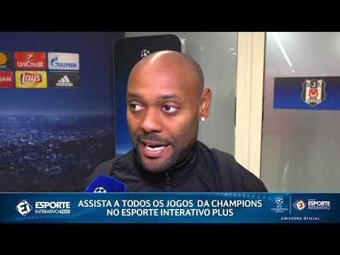 Vagner Love fala sobre derrota para o Bayern, proposta do Flamengo e possível volta ao Brasil