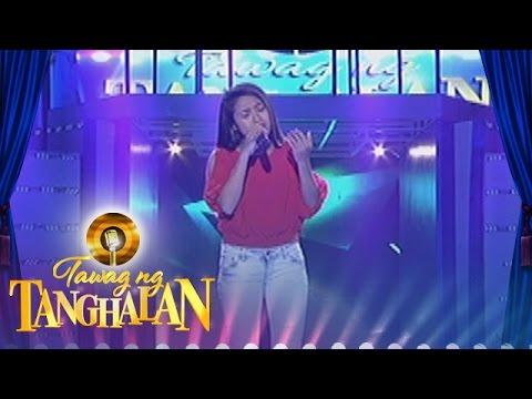 "Tawag ng Tanghalan: Desiree Balugay - ""Total Eclipse Of The Heart"""