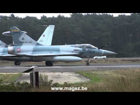 Mirage 2000 at Tiger Meet Kleine Brogel 2009