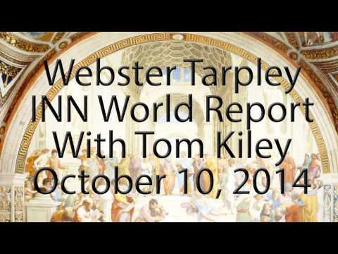 10/10/2014 - Tarpley Discusses the Stock Market on INN Radio