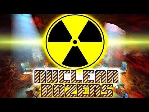 PAYDAY 2 - Mutators (Nuclear Dozers) |