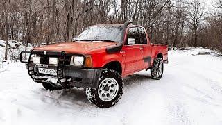 Обзор Мазда Просид Mazda Proceed спустя год