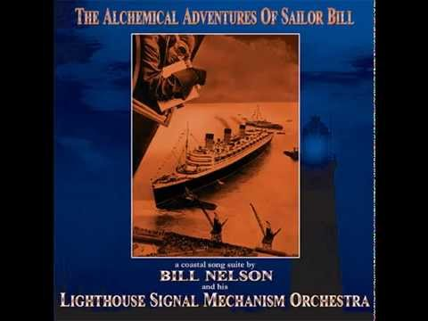 Bill Nelson - The Ocean, The Night And The Big, Big Wheel