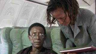 Swahili film, English captions: President Condom (