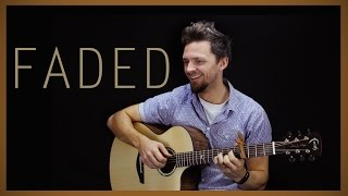 Faded - Solo Fingerstyle Guitar Version
