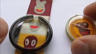 Swatch Pop Doggy Bag Watch