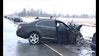 Инспектору, спасавшему людей в аварии на Нестеровской трассе, объявлена благодарность