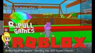 Ripull Minispiele - ROBLOX | ☝ Multi-Sieg in Minispielen