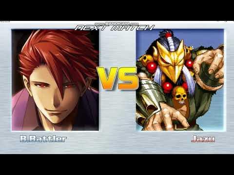 Boss Black Battler Ushiromiya Vs Jazu [REMATCH]