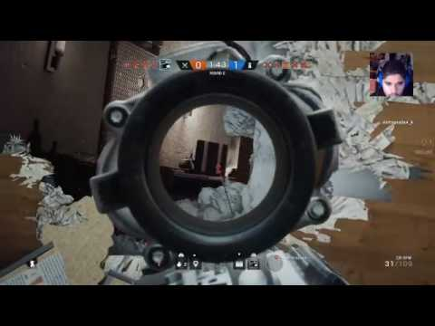 Rainbow six Siege ranked stream # 42 18 Birthday