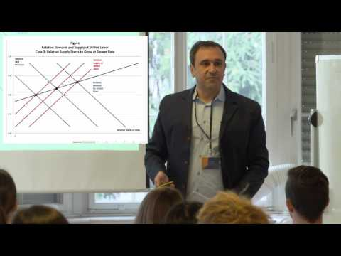 Flavio Cunha: Human Capital Formation in Childhood and Adolescence
