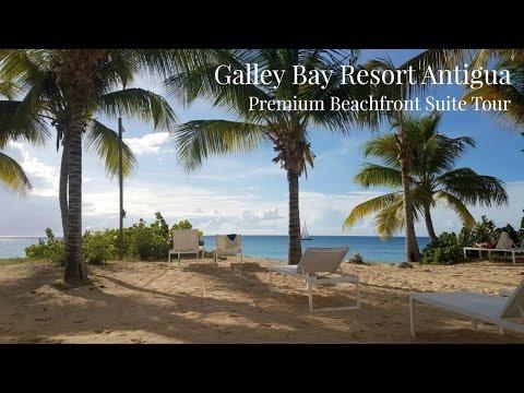 Galley Bay Resort Antigua | Beachfront Suite Tour | Lux Life