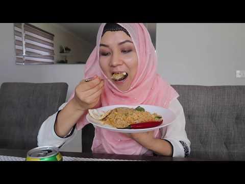 Fried rice Indonesian Style //Nasi Goreng,