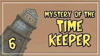 Eye of the Ancients | Minecraft: Mystery of the Time Keeper w/ Materwelonz Pt. 6