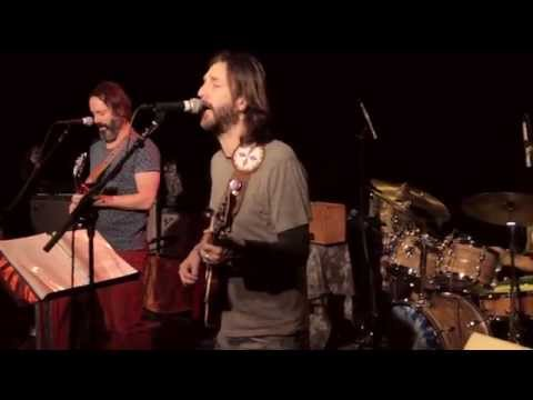 "Chris Robinson Brotherhood - ""The Music's Hot"" - Radio Woodstock 100.1 - 2/10/15"
