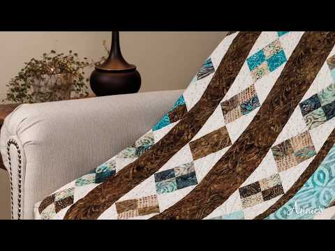 Learn To Make Easy Jelly Roll Quilts | An Annie's Online Class PREVIEW