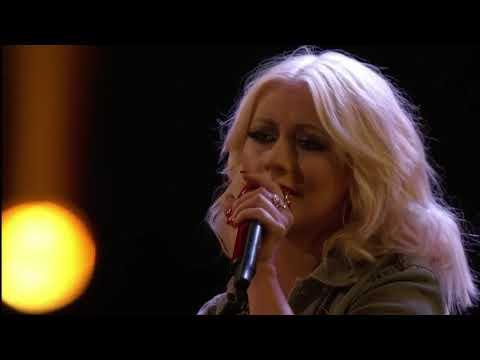 Christina Aguilera, India, Kimberly and Rob - Hotel California