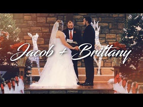 JACOB + BRITTANY (Christmas Wedding)