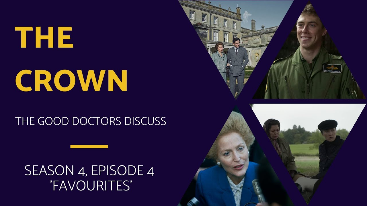 Download The Crown - Season 4, Episode 4 Recap