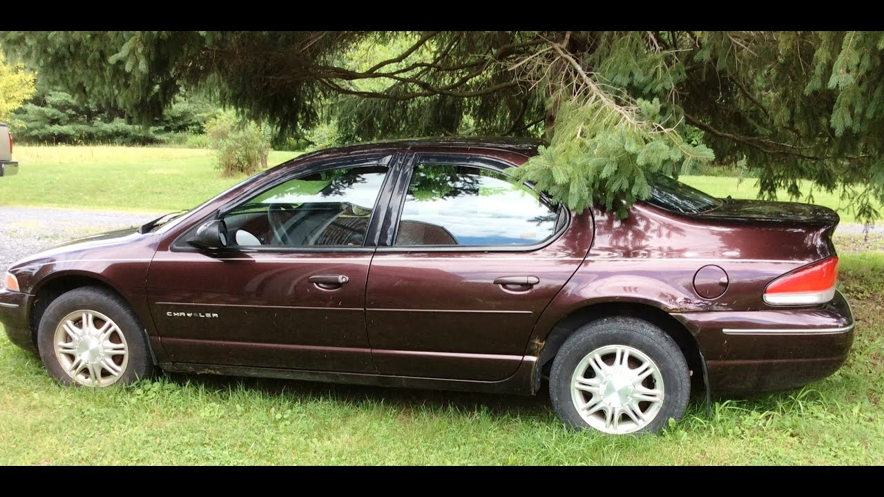 1995 Chrysler Cirrus Sedan - YouTube